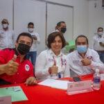 Tatyana Penagos Coello propone reactivar la economía de Tuxtla