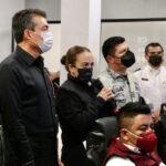Llama Zepeda Soto a hacer uso responsable del Escudo Urbano C5