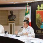 Rutilio Escandón y Miguel Torruco encabezan Anuncio de Programas Turísticos en Chiapas