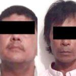 En cateo, FGE detiene a dos personas por delito contra la salud y asegura droga en Salto de Agua